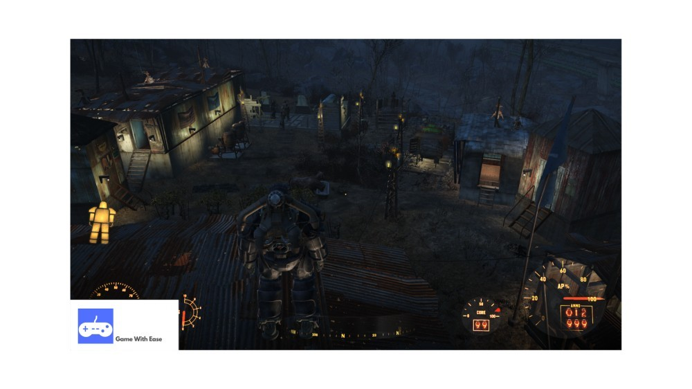 tenpines bluff improved and secure